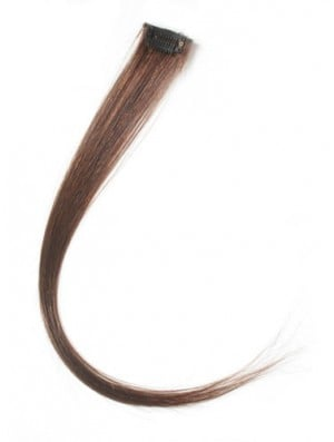 Online Auburn Straight Remy Human Hair Clip In Hair Extensions