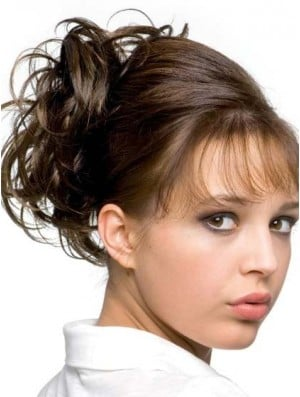 Brown Wrap Ponytail Hairpiece