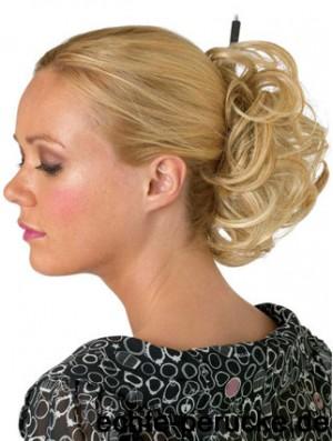 Blonde Bun Hairpiece