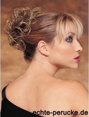 Auburn Human Hair Buns