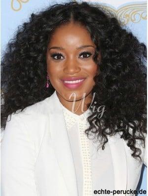 Fashion 20 inch Long Kinky Wigs For Black Women