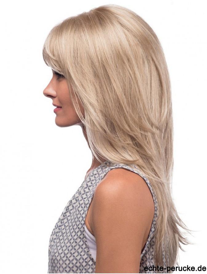 Blonde haare für lange stufenschnitt 30 Superb