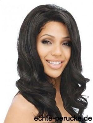 Lace Front Wigs Human Hair Sale Long Length Black Color